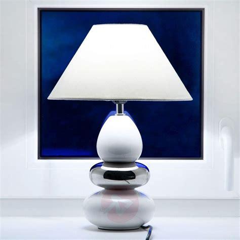 Lampe à Poser Moderne Balon Avec élégant Pied Luminairefr