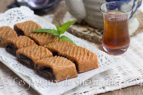 cuisine marocaine makrout aux dattes makrout aux dattes à l 39 ancienne