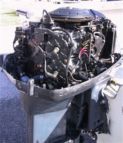 Boat Motor Cleaner by Used 90 Hp 88hp Spl Evinrude Outboard Boat Motor For Sale