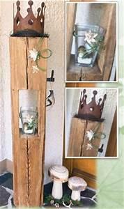 Säulen Aus Holz : die 259 besten bilder von deko holz basteln mit holz deko holz und holzarbeiten ~ Orissabook.com Haus und Dekorationen