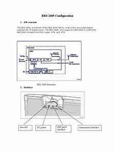 Rbs 2409 Configuration