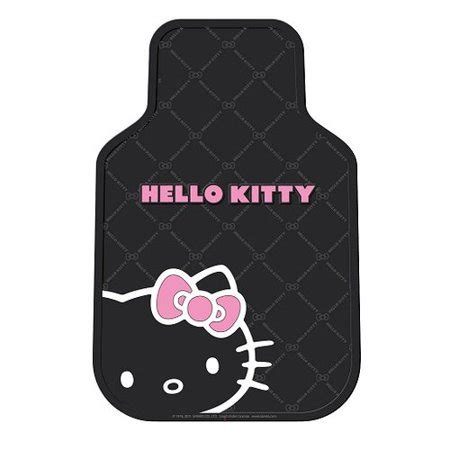 walmart car mats hello kitty chain link floor mat walmart