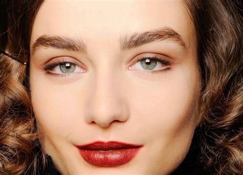 Бровиволны новый тренд в макияже