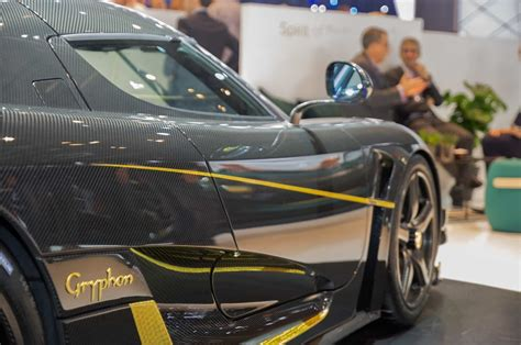 koenigsegg gryphon interior koenigsegg agera rs gryphon with real gold and 1360 hp