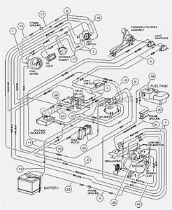 Club Car Ds Gas Wiring Diagram  U2013 Vivresaville Com