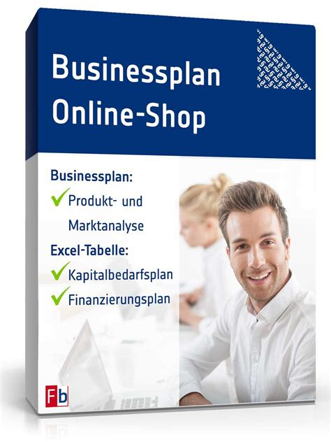 businessplan  shop muster aus profihand zum
