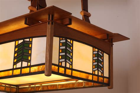 frank lloyd wright ceiling light prairie style ceiling light