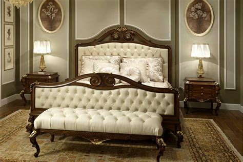 The Italian Bedroom Furniture To Match The Characteristics