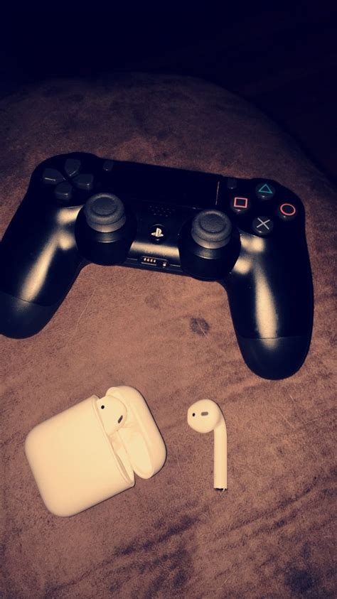 Find ps4 pictures and ps4 photos on desktop nexus. AirPods and ps4 aesthetic. I got AirPods, new games, went ...