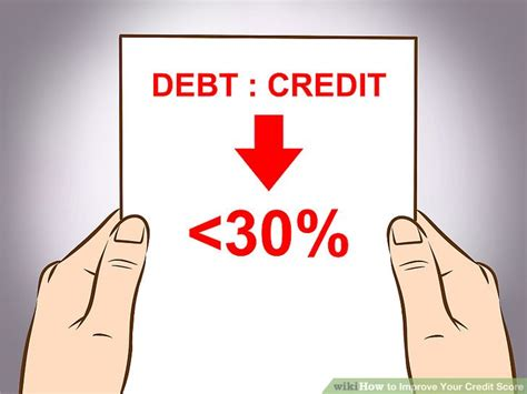 4 Ways To Improve Your Credit Score