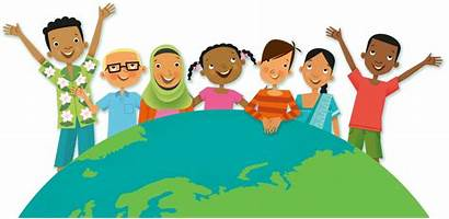 Diversity Clipart Different Everyone Together Social Difference