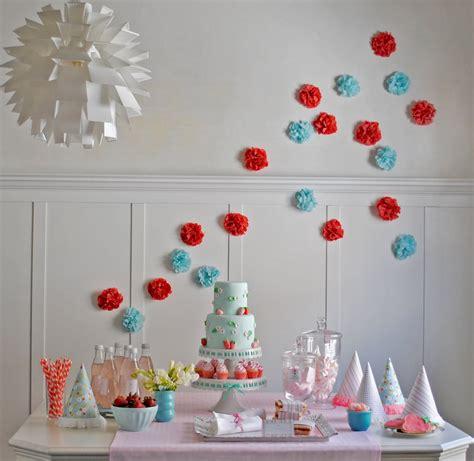 Kara's Party Ideas Strawberry Soiree Birthday Party Kara
