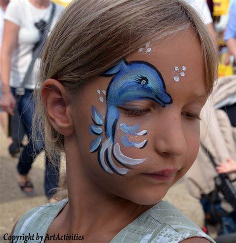 kinderschminken kaernten airbrush und glitzertattoos