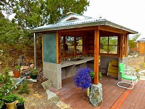 Alt Build Blog: Building An Outdoor Kitchen: #2 Framing