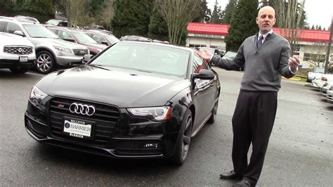 2014 Audi S5 Supercharged Review
