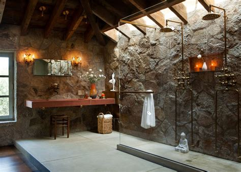 Rustic Bathroom Ideas Inspired By Natures Beauty