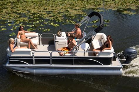 Sunchaser Pontoon Boat Mooring Covers by Sunchaser Pontoon Boats 818 Oasis Cruise Boats For Sale