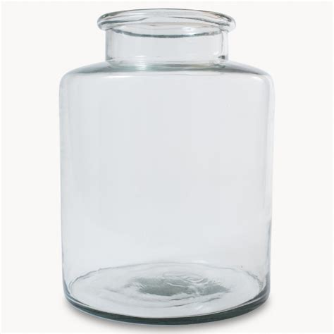 da gama large clear glass jar glassware  world
