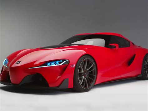 Toyota Ft 1 Concept 2018 Exotic Car Picture 13 Of 80