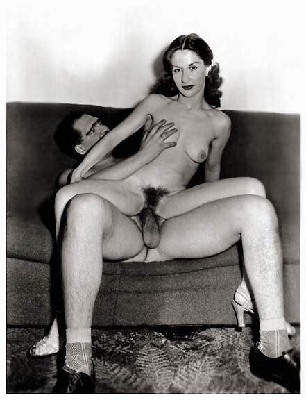 Naughty Hotties Having Sex In Classic Porn Photos