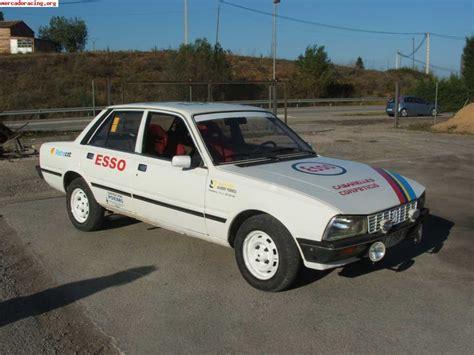 Peugeot 505 Sti by Peugeot 505 Sti
