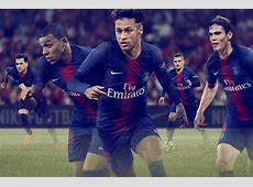 PSG 1819 Home Kit Released Footy Headlines