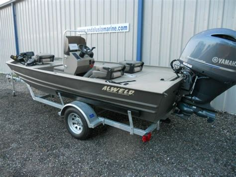 Alweld Panfish Boats by Andalusia Marine And Powersports Inc New Alweld Center
