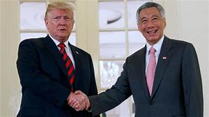President Donald Trump expresses optimism amid final Kim ...