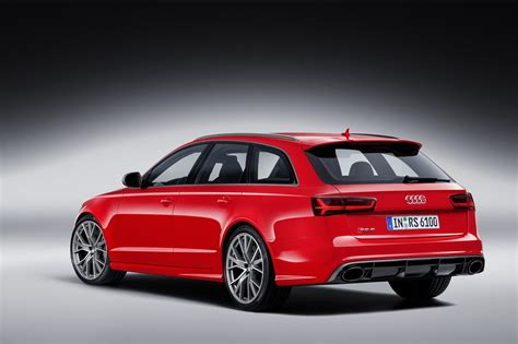 2018 Audi Rs6 Avant Performance Picture 652316 Car