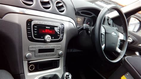 ford  max   remove  factory radio