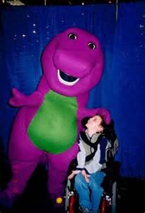 Barney Dinosaur Meet