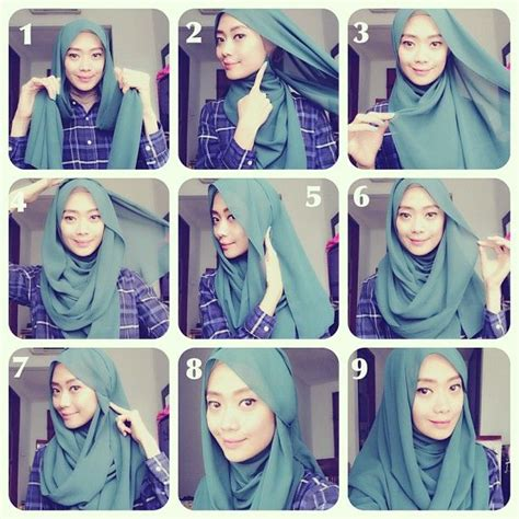 images  hijab shawl styles remember  cover  chest  pinterest simple