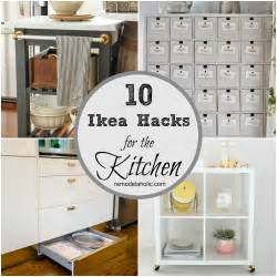 Kitchen Island With Marble Top 10 Ingenious Ikea Hacks For The Kitchen Remodelaholic Bloglovin