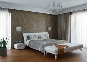 Schlafzimmer Ideen Weiß : moderne schlafzimmer ideen stilvoll mit designer flair ~ Michelbontemps.com Haus und Dekorationen