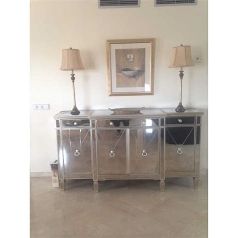 Sideboards Glass Sideboard Cabinet Glass Front Sideboards