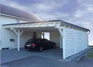 Pultdach Carport Bei Uns Planen Solarterrassen