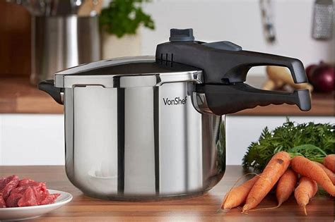 pressure cooker  induction hobs  alices kitchen
