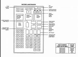 2001 Ford Expedition Circuit Board