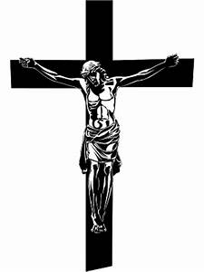 Crucifix Art - ClipArt Best