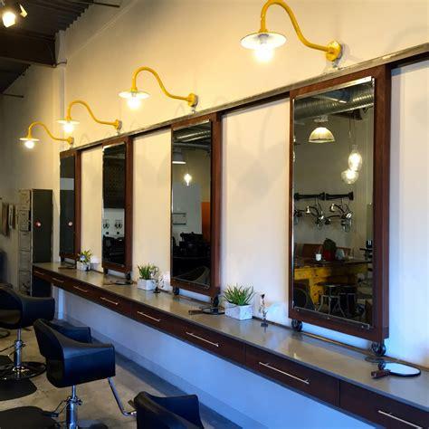gooseneck wall lights exude modern style  salon blog