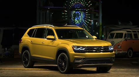 volkswagen atlas white with black rims when will the 2018 volkswagen atlas be available