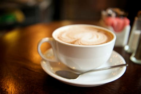 Whereas a cup of brewed coffee (8oz). How do you like your latte? People will pay more for coffee with latte art, suggests study