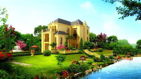 beautiful house wallpaper allwallpaperin  pc en