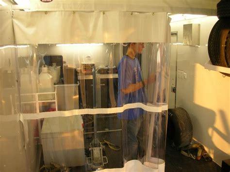 trailer doors mesh trailer doors vinyl trailer doors