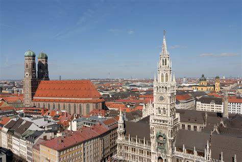 München by Aussichtspunkte M 252 Nchen Das Offizielle Stadtportal