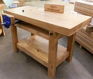 A Double Workbench Triumph / British Hardwoods Blog