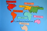 World Map Geography Activities For Kids + Free Printable