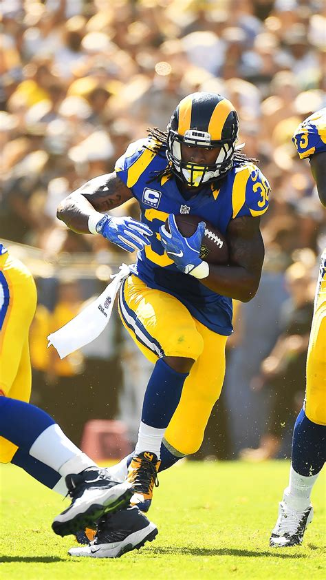 todd gurley wallpaper rams  images