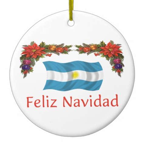argentina christmas christmas tree ornaments zazzle