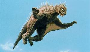 Kaiju Battle: CREATURE FEATURE : Varan